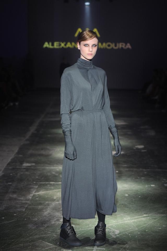 scena z: pokaz Aleksandry Moury, SK:, , fot. Kurnikowski/AKPA