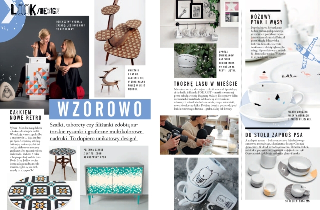 polski design Si jesień 2014