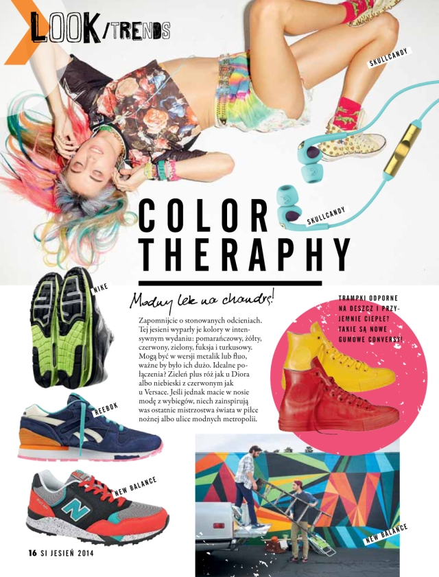 trend-color theraphy