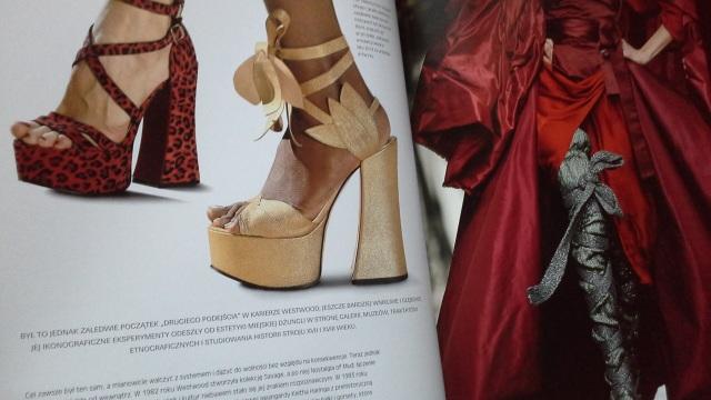Buty projektu Vivienne Westwood