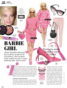 36 barbie look