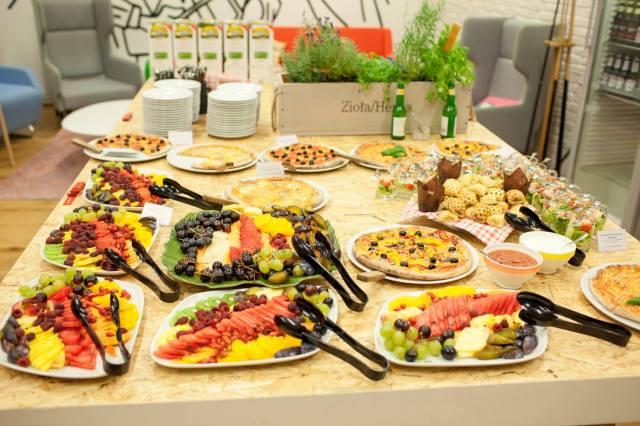GGC jedzenie