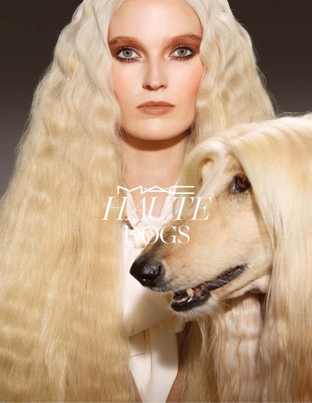 mac cosmetics haute dogs 1