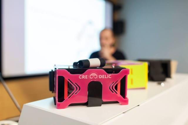 okulary VR Google