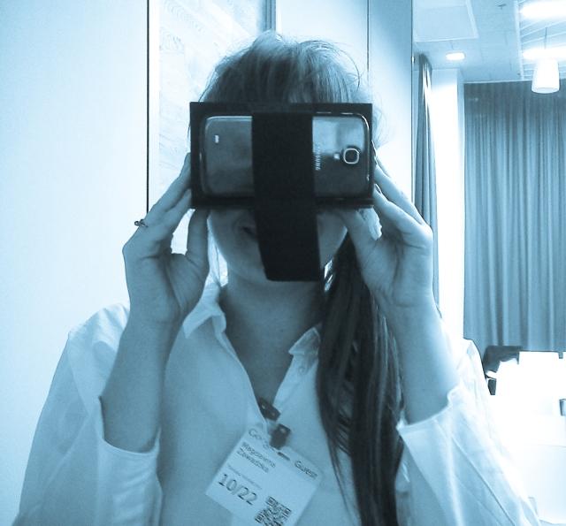 Co widać przez takie okulary i co ma z tym wspólnego Hugo Boss?