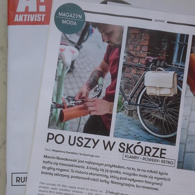 FS Bike Aktivist foto