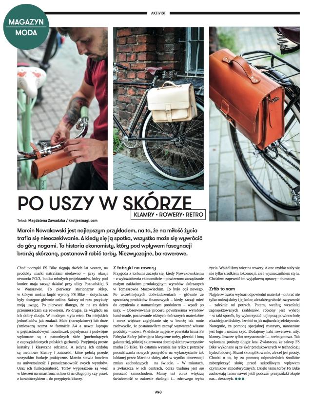 FS Bike Aktivist nr 197