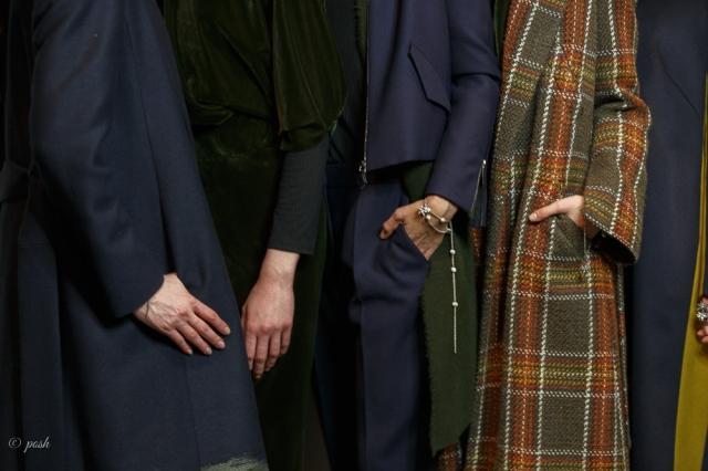 Mercedes-Benz Fashion Week Berlin - zima 2017/18