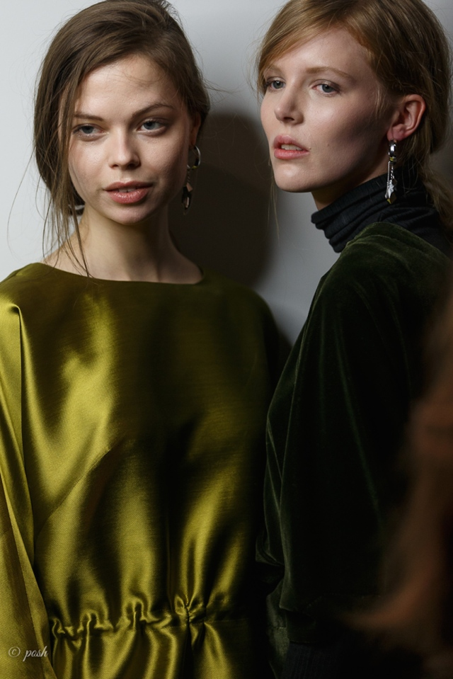Mercedes-Benz Fashion Week Berlin - zima 2017/18